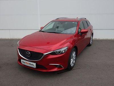 """gebraucht Mazda 6 Sport Combi CD175 Revolution Top AWD""""Leder weiss""""Aut"""