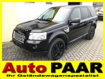 """gebraucht Land Rover Freelander 2,2 Td4 S """"Allrad"""" *** TOP - Ausstattung !!! SUV / Geländewagen"""