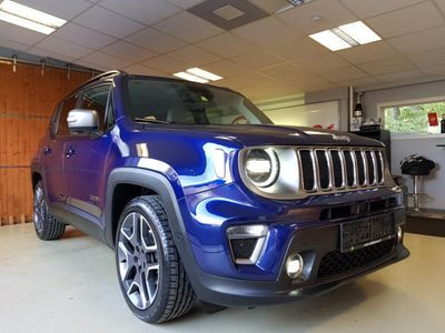 """gebraucht Jeep Renegade 1,3 MultiAir T4 FWD 6DDCT 150PS """"Limited"""" MY2019 !"""