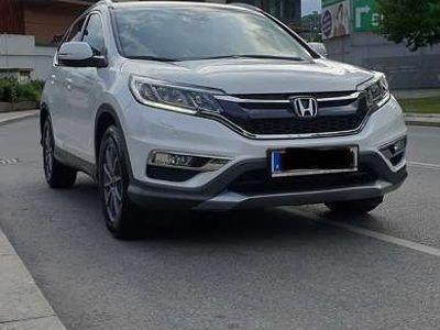 gebraucht Honda CR-V Elegance Plus 1,6 DTEC SUV / Geländewagen