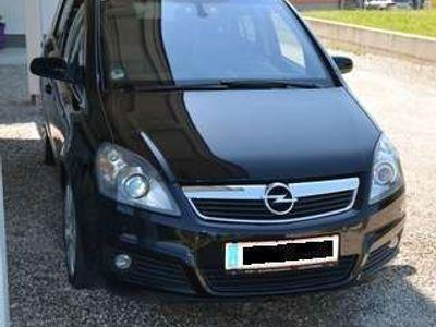 gebraucht Opel Zafira First Edition 1,9 CDTI Aut.