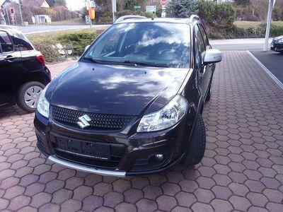 gebraucht Suzuki SX4 1,6 GLX 4WD Traveller SUV / Geländewagen
