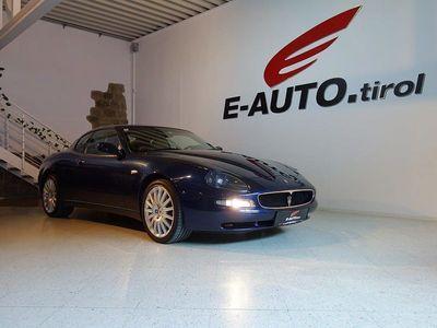 gebraucht Maserati Coupé Cambiocorsa *F1-Schaltung* *ÖSTERR. ERSTAUSLIEFER