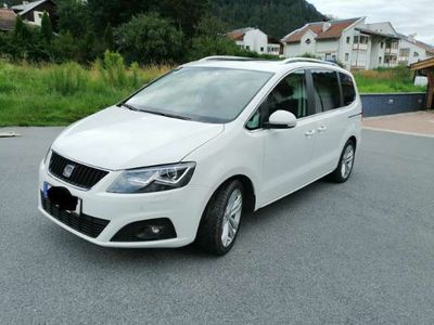 gebraucht Seat Alhambra Executive 2,0 TDI CR 4WD