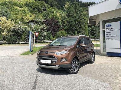 gebraucht Ford Ecosport 1,5 TDCi Titanium SUV / Geländewagen