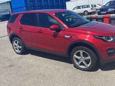 gebraucht Land Rover Discovery Sport 2,0 SD4 4WD HSE Aut.