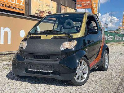 gebraucht Smart ForTwo Cabrio * *Spezial Lackierung* *Pickerl* Klein-/ Kompaktwagen