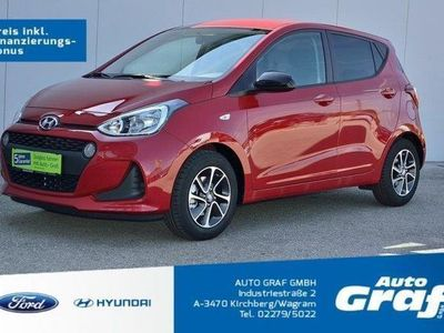 gebraucht Hyundai i10 Level 2 Plus 1,0 MT 301qq