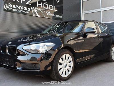 used BMW 116 1er-Reihe d Aut. Limousine,