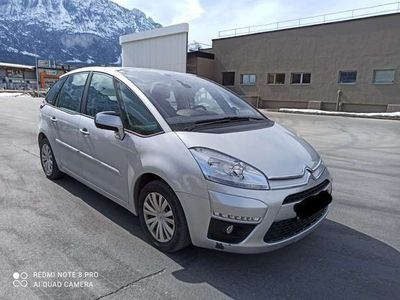 gebraucht Citroën C4 Picasso 1,6 Seduction HDi FAP EGS6