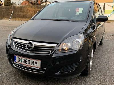 gebraucht Opel Zafira Eco Kombi / Family Van