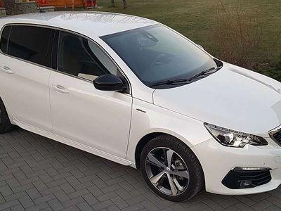 gebraucht Peugeot 308 1,2 PureTech 130 GT-Line EAT8 S&S Klein-/ Kompaktwagen