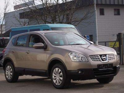 gebraucht Nissan Qashqai 1,6 16V I-WAY 2WD ÖAMTC-Pickerl bis 12.2020! WR