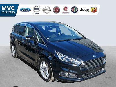 gebraucht Ford S-MAX Titanium 2.0 TDCi Auto-Start/Stop Aut.