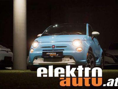 gebraucht Fiat 500e 500ELEKTRO * TOP Battierkapazität * Sunroof *