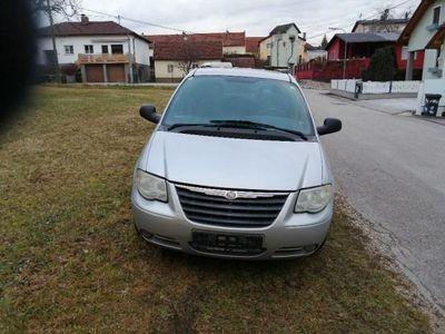 gebraucht Chrysler Voyager 2,5 SE CRD Austria SE Austria