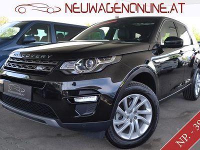 gebraucht Land Rover Discovery Sport 2,0 TD4 4WD SE Automatik Jungwagen - 39 %