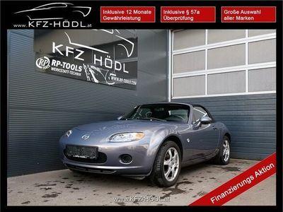 gebraucht Mazda MX5 1,8i Challenge