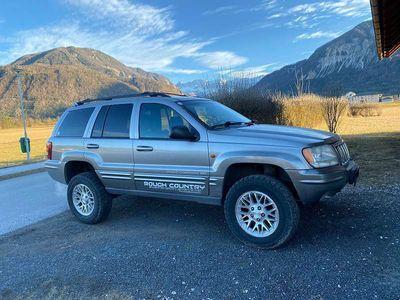 gebraucht Jeep Grand Cherokee 4,7 V8 SUV / Geländewagen