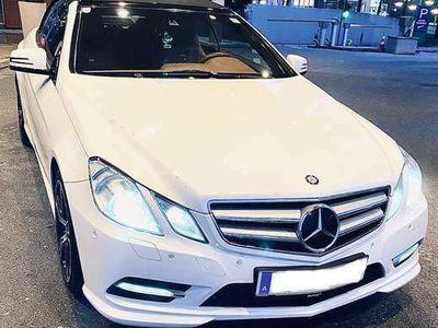 gebraucht Mercedes E500 Designo 7G Tronic AMG Paket