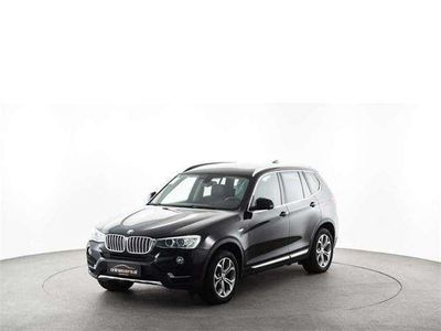 gebraucht BMW X3 xDrive20d NAVI XENON HEAD-UP SD MEGAPREIS