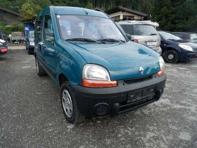 gebraucht Renault Kangoo RT 1,9 dTi 4x4