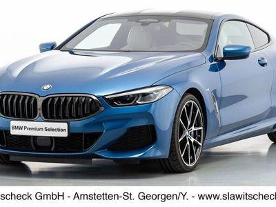 gebraucht BMW 840 d xDrive Coupé Individual NP: €143.515,- Coupé