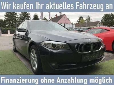 gebraucht BMW 528 5er-Reihe i Aut. mtl. Limousine