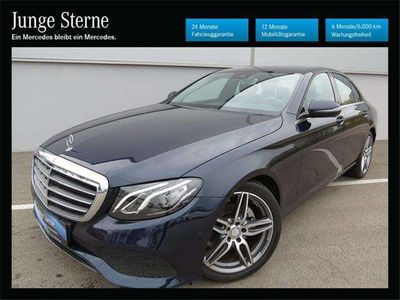 gebraucht Mercedes E220 AMG 20 LED Comand Kamera Sitzhzg. Finanz. mögl.