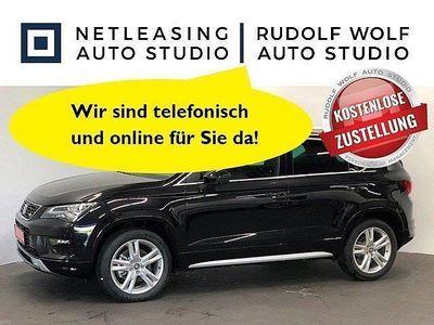 gebraucht Seat Ateca 2,0 FR 4WD TSI DSG, FR, 190 PS, 5 Türen, Automatik