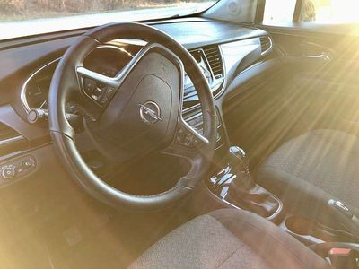gebraucht Opel Mokka X 1,6 CDTI ecoflex Edition Start/Stop System SUV / Geländewagen