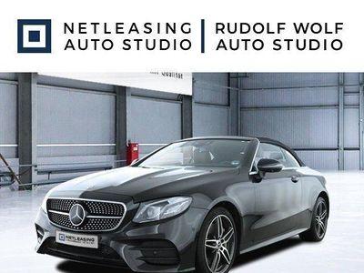 gebraucht Mercedes 450 E4M Cabrio AMG+Comand+360°+Night+Multb+Wide