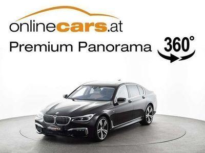 gebraucht BMW 750 7er-Reihe d xDrive Aut. M-PAKET LASER ASSISTENZ MEGAVOLL Limousine,