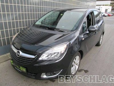 gebraucht Opel Meriva 1,4 Turbo ecoflex Österreich Edition Start/Stop Syst.