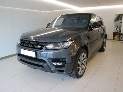 gebraucht Land Rover Range Rover Sport 3,0 SDV6/Hybrid Autobiography... SUV / Geländewagen