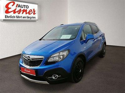 gebraucht Opel Mokka 1,7 CDTI Ecotec Cosmo