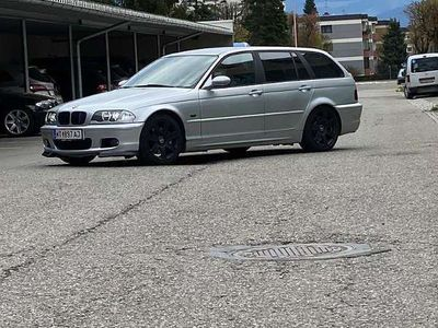 gebraucht BMW 330 3er-Reihe d e46 Kombi / Family Van