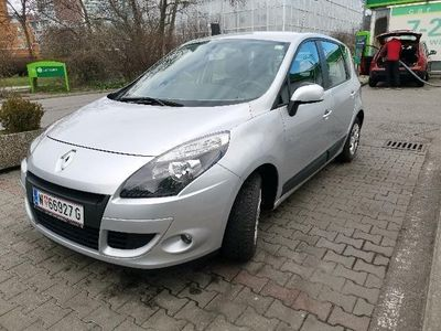gebraucht Renault Scénic III Scenic1,6 16V Expression Hi-Flex
