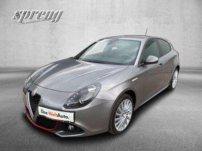 gebraucht Alfa Romeo Giulietta Super 1,4 TB MultiAir -1.Besitz ! !