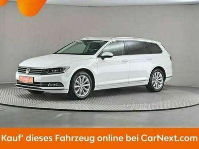 gebraucht VW Passat Variant Highline 2.0 TDI SCR DSG (920876)