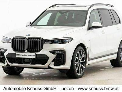 gebraucht BMW X7 M50i