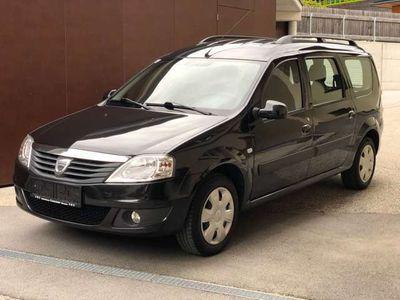 gebraucht Dacia Logan MCV Black Line 1,6 MPI 90