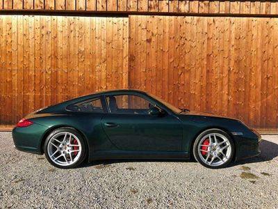 gebraucht Porsche 911 Carrera 4S Coupé II DSG *Approved, Vollausst.*