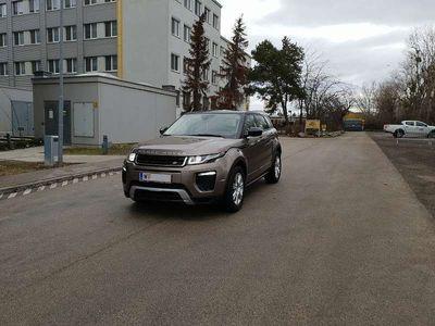 gebraucht Land Rover Range Rover evoque SE Dynamic 2,0 TD4 Aut. SUV / Geländewagen,