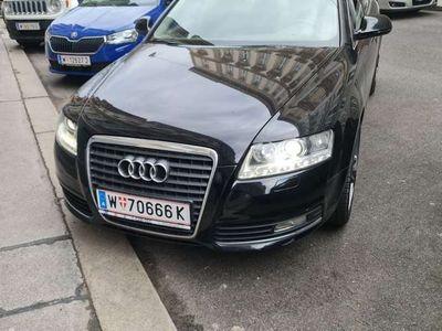 gebraucht Audi A6 Avant 2,7 TDI DPF Multitronic