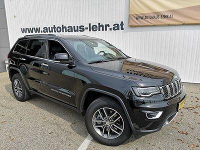 gebraucht Jeep Grand Cherokee 3,0 V6 Multijet II Limited SUV / Geländewagen,