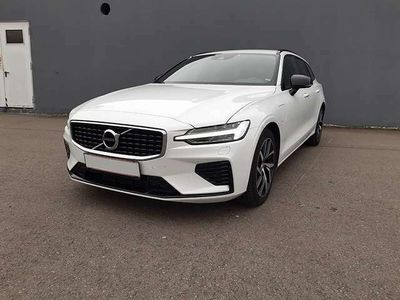 gebraucht Volvo V60 T8 Twin Engine PHEV R-Design Geartronic