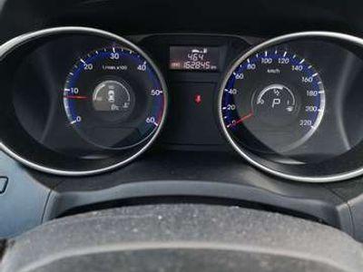 gebraucht Hyundai ix35 iX354WD 2.0 SUV / Geländewagen