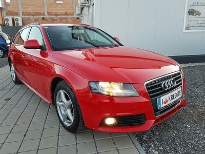 gebraucht Audi A4 Avant 2,0 TDI DPF*SOFORT KREDIT*