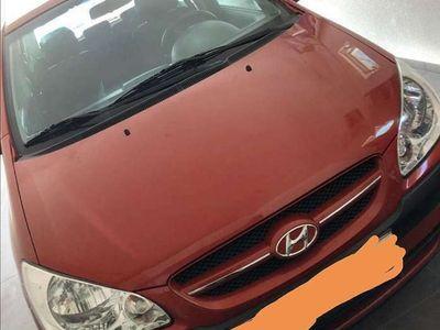 gebraucht Hyundai Getz 1,1 GL Klein-/ Kompaktwagen